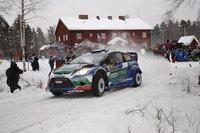 Rally de Suecia 2012: la victoria es una lucha de finlandeses