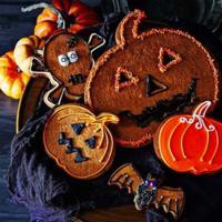 1, 2, Halloween viene a por ti (en forma de apetitosa galleta)