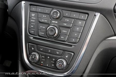 Opel Mokka 2012, equipo de audio