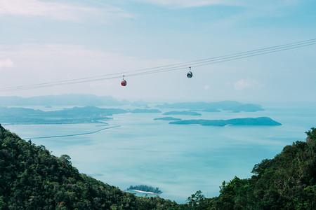 Playas De Arena Blanca Del Mundo Para Ir En Invierno Langkawi Malasia
