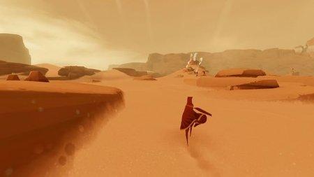 'Journey', Thatgamecompany y la revolución silenciosa