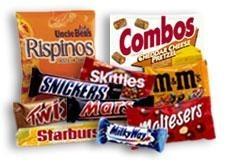 Desviarán la publicidad de snacks a niños mayores de 12 años