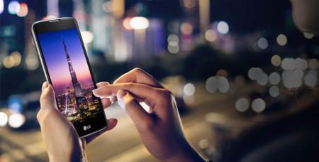 LG K8, un nuevo gama media de la línea K es oficial