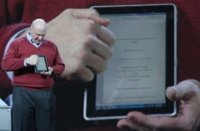 HP no tiene intención de dejar de lado el Slate con Windows 7: apunta la fecha del 15 de julio
