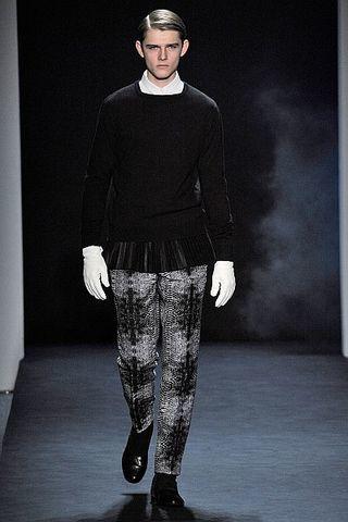 Foto de Davidelfin, Otoño-Invierno 2010/2011 en la Semana de la Moda de Nueva York (6/7)