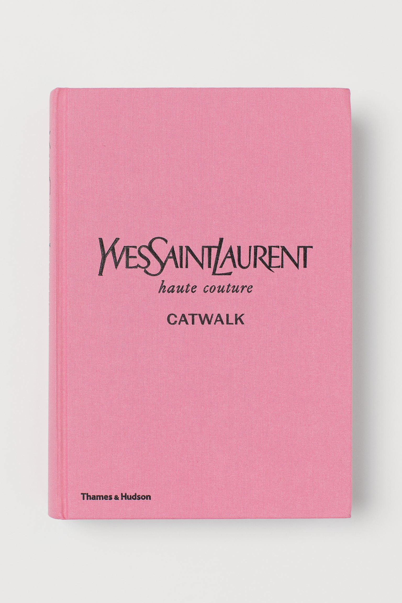 Libro Yves Saint Laurent Catwalk