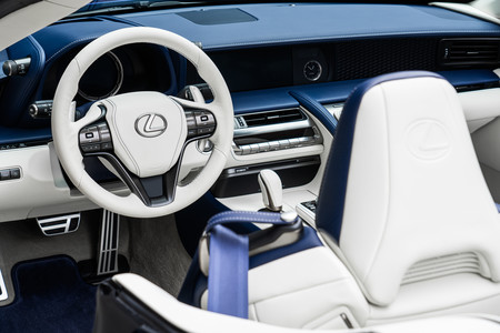 Lexus Lc Cabrio Regatta Edition 12