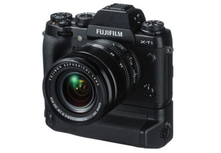 Fujifilm X-T1 Empuñadura