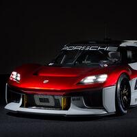 Porsche Mission R: un prototipo de superdeportivo eléctrico de hasta 1.088 CV como antesala de una nueva copa monomarca