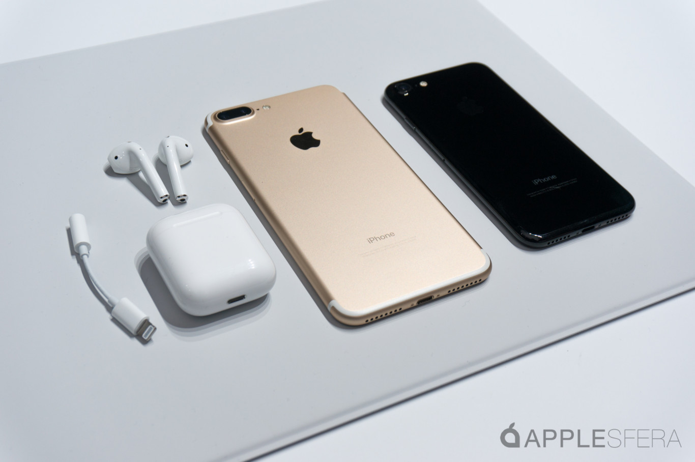 el iphone 7 especificaciones iphone 7 y el iphone 7 plus los 10539