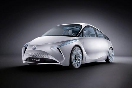 Toyota FT-Bh, el nuevo concept híbrido de Toyota para Ginebra