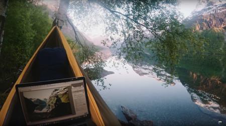 Así es un día en la vida de un fotógrafo de time lapse en Noruega