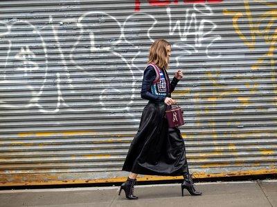Lograr el look de Olivia Palermo por menos es posible (aprovéchate de las rebajas)