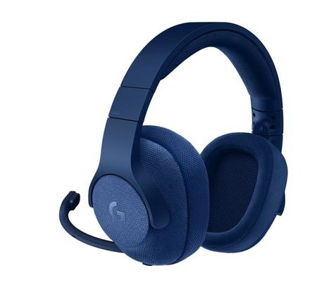 Auriculares gaming Logitech G433, con sonido 7.1, por 81 euros y envío gratis