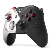 Xbox One se volverá más futurista con este nuevo mando temático de Cyberpunk 2077 recién filtrado