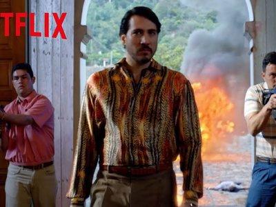 'Narcos' presenta al nuevo imperio de la droga en el brutal tráiler de su tercera temporada