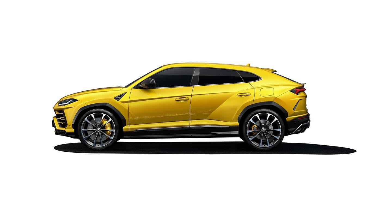 Foto de Lamborghini Urus 2019 (4/20)