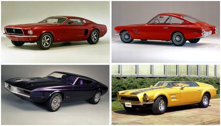 Los prototipos de Ford Mustang que nunca llegaron a producción
