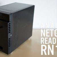 Netgear ReadyNAS RN104, prueba a fondo