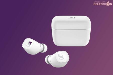 Sonido Sennheiser y batería de larga duración con estos auriculares Bluetooth sin cables rebajadísimos a 75,20 euros en Amazon