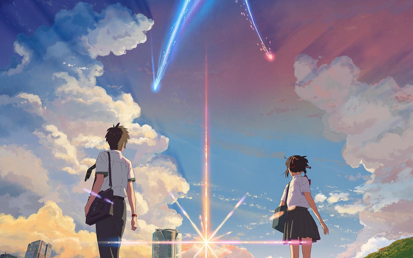 Qué tiene de especial 'Your Name', el anime más taquillero de la ...