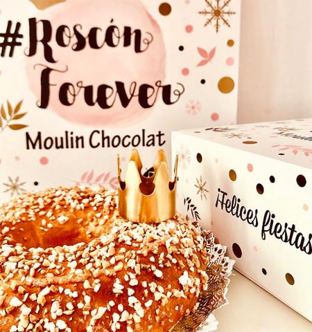 Moulin Chocolat Os Mejores Roscones De Madrid Y Barcelona