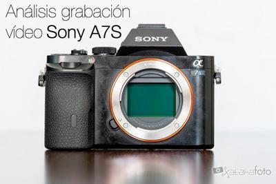 Sony A7S, análisis de la grabación en vídeo
