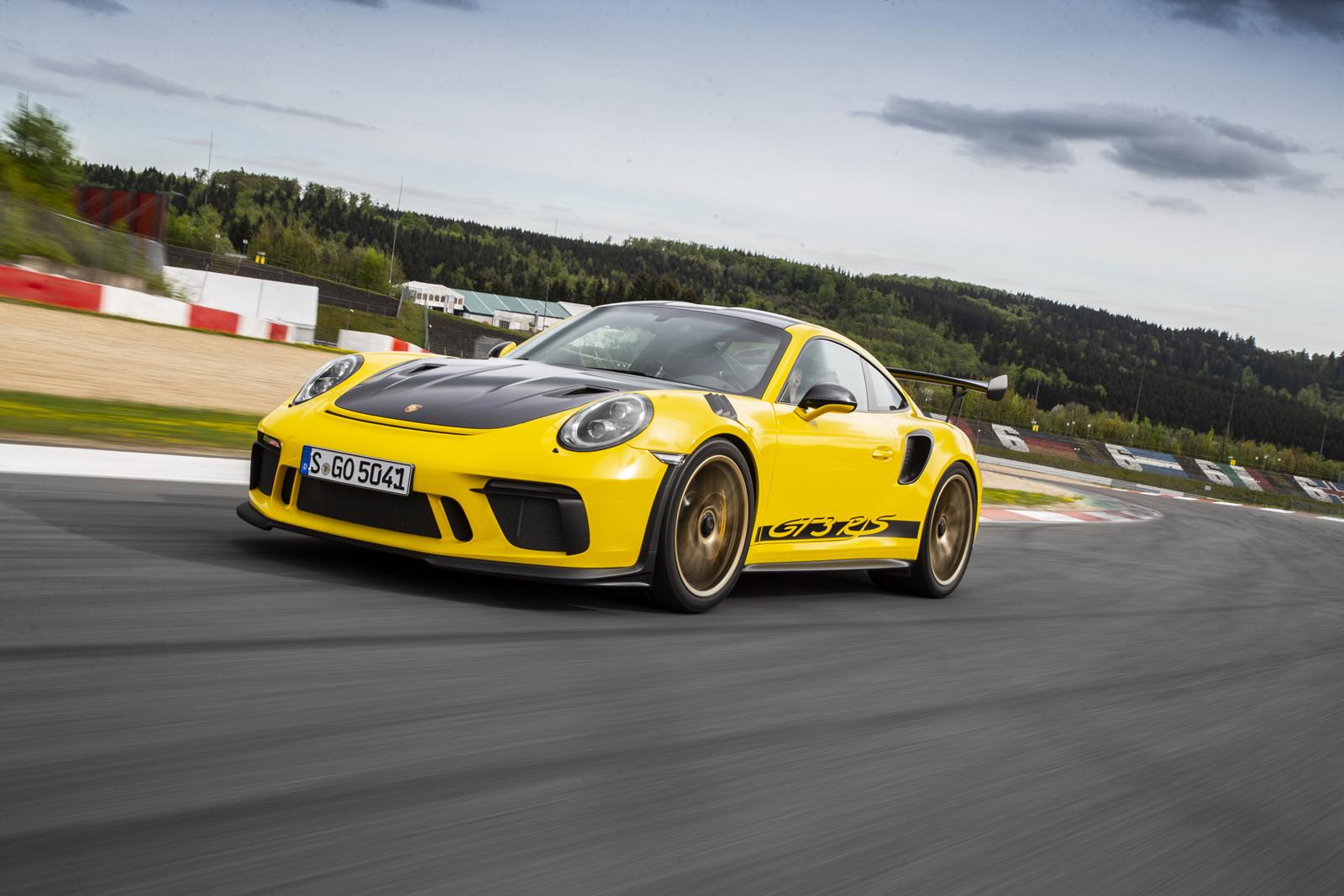 Foto de Porsche 911 GT3 RS 2018 (prueba) (31/33)