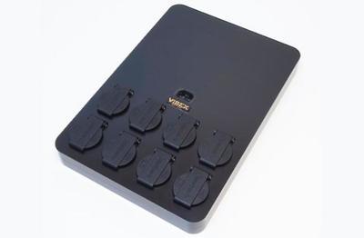 Si quieres proteger tu equipo Hi-Fi o de cine en casa de los parásitos de la red, echa un ojo al Vibex Granada