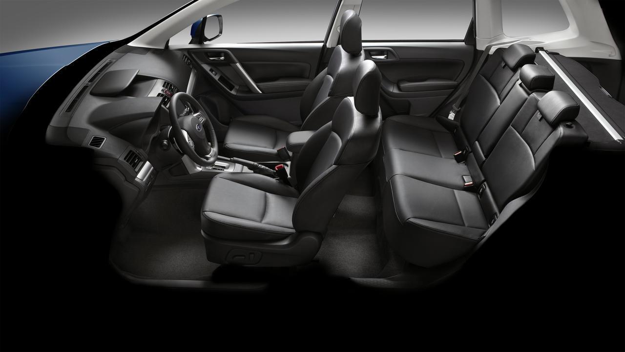 Foto de Subaru Forester 2013 (82/98)