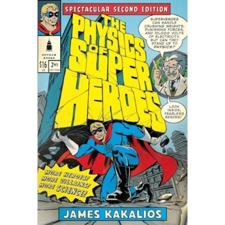 Física superhéroes