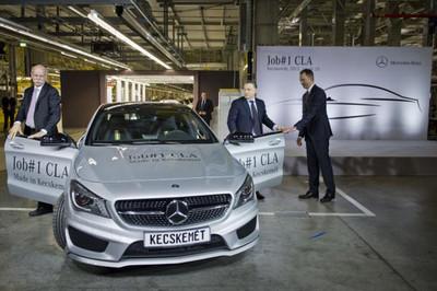 Mercedes-Benz podría producir el nuevo CLA en México