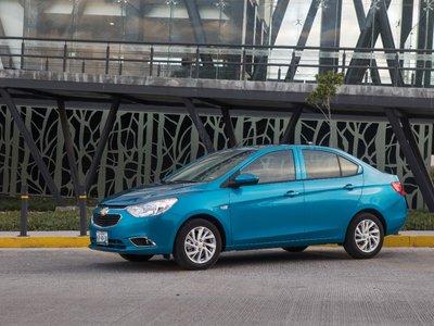 El Chevrolet Aveo 2019 ahora puede llevar control de estabilidad en México