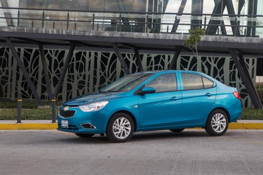 Chevrolet Aveo 2019 Precios Versiones Y Equipamiento En Mxico