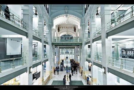 Integrados y NY, Zona cero, hasta el 29 de enero en el Palacio de Cibeles