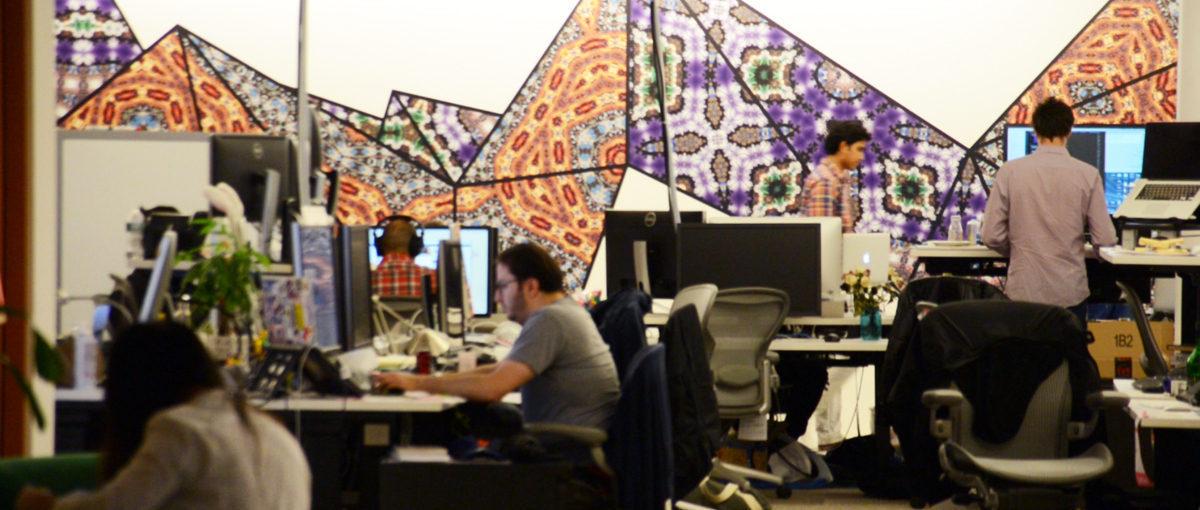 Oficinas de Facebook en Nueva York