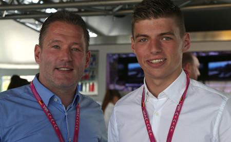 Helmut Marko podría estar interesado en subir a Max Verstappen a Toro Rosso