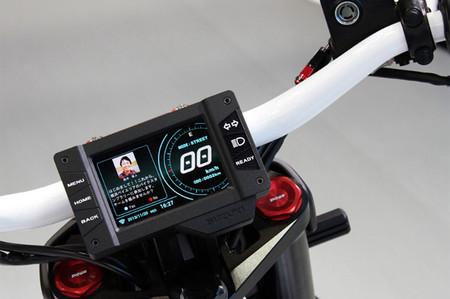 Suzuki Extrigger Moto Electrica 3