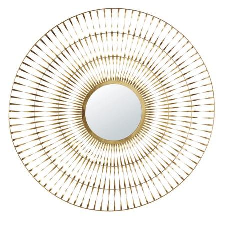 Espejo De Metal Dorado Trenzado 131x129 1000 3 17 189519 1