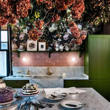 Con isla y muy sostenibles, así son las cocinas en las que inspirarse en esta edición de Casa Decor