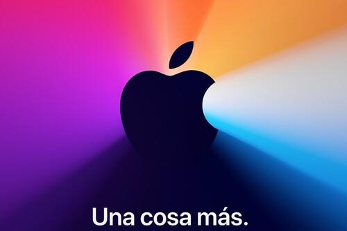 Cómo seguir en directo el evento 'One More Thing' de los Mac con Apple Silicon