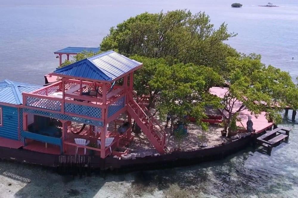 Foto de Bird Island, mini isla en Belice (14/15)