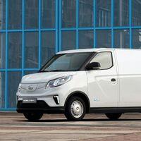 Las furgonetas Maxus llegan a España con una fuerte apuesta eléctrica, desde 24.381 euros