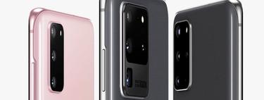 Las cámaras de los Samsung Galaxy S20, S20+ y S20 Ultra, explicadas: 108 megapíxeles, vídeo 8K y la apuesta por el zoom