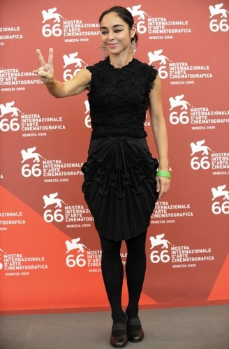 Festival de Venecia 2009 Shirin Neshat II