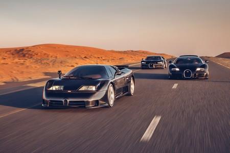 Bugatti Veyron Chiron Eb110 2020 3