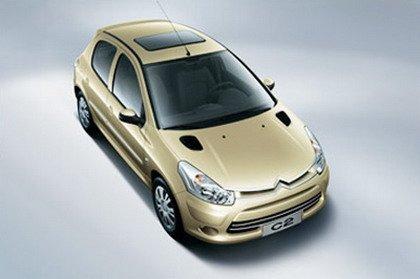 Citroën C2 para china, o deberíamos llamarlo Citroën 206