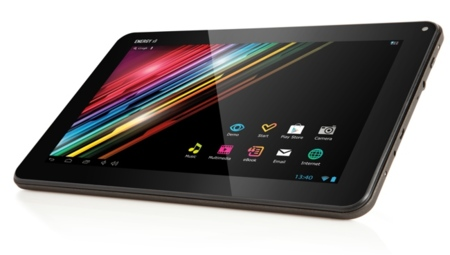 Energy Tablet s9, formato panorámico a precio ajustado