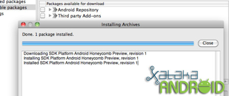 done sdk android