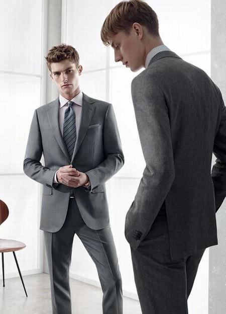 Ermenegildo Zegna Couture Primavera Verano 2015 Trendencias Hombre